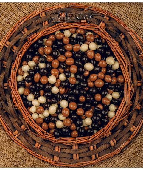 Kahve Çekirdekli Draje Karışık 100 gr