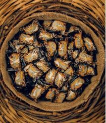 Elvan Kahveli Şeker (Cofex) 1 kg
