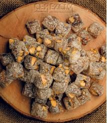 Hindistan Cevizli Lokum (çifte kavrulmuş) 100 gr